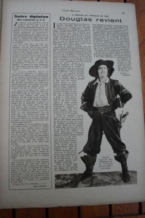 Douglas Fairbanks The Iron Mask