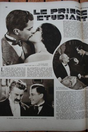 Norma Shearer Ramon Novarro Jean Hersholt