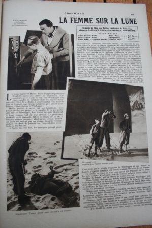 Fritz Lang Frau im Mond