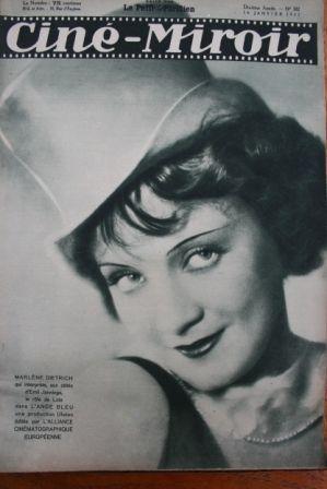 Marlene Dietrich Der blaue Engel