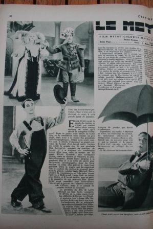 Buster Keaton Anita Page Robert Montgomery