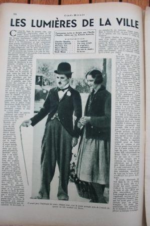 Charles Chaplin City Lights