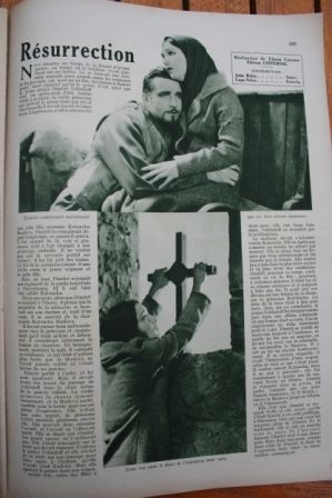 Lupe Velez John Boles Resurrection