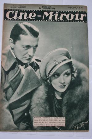 Marlene Dietrich Shangai Express