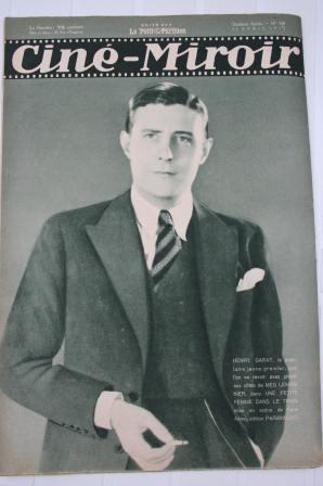 Henry Garat