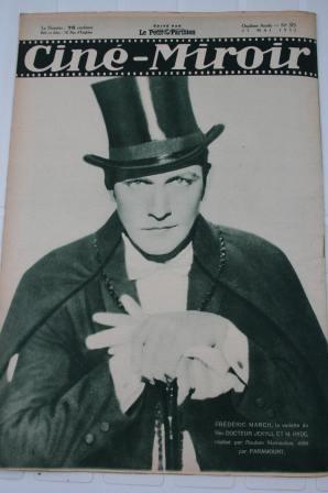 Fredric March Dr Jekyll & M. Hyde