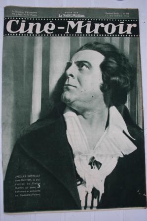 Jacques Gretillat Danton
