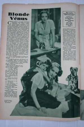 Marlene Dietrich Cary Grant Herbert Marshall