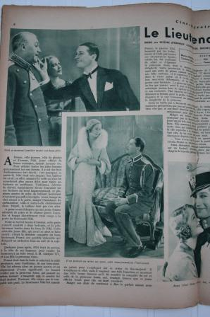 Miriam Hopkins Maurice Chevalier