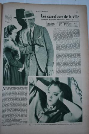 Gary Cooper Sylvia Sidney