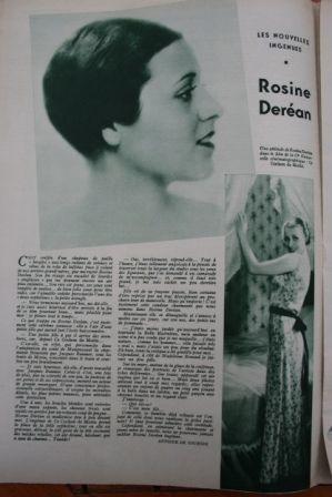 Rosine Derean