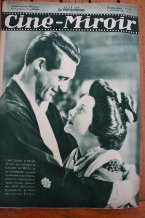 Cary Grant Sylvia Sidney
