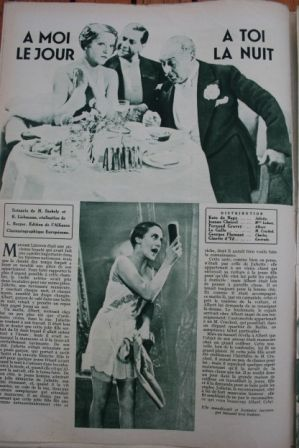 Kate de Nagy Fernand Gravey Jeanne Cheirel