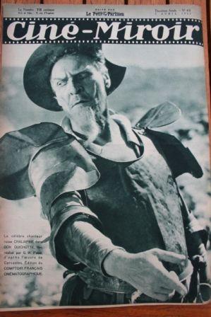 Feodor Chaliapin Sr. Don Quichotte