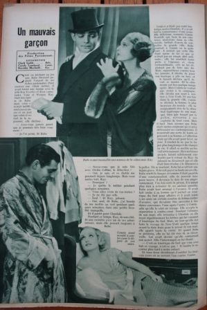 Clark Gable Carole Lombard Dorothy Mackaill