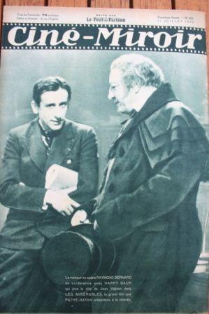 Harry Baur Raymond Bernard