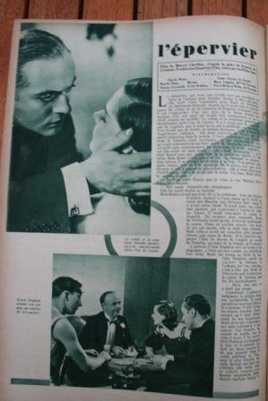 Charles Boyer Natalie Paley Marguerite Templey