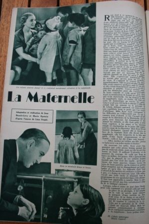 Madeleine Renaud Alice Tissot Paulette Elambert