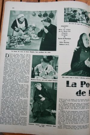 Fernandel Germaine Dermoz Simone Bourday