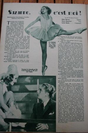 Lilian Harvey Gene Raymond Leslie Banks