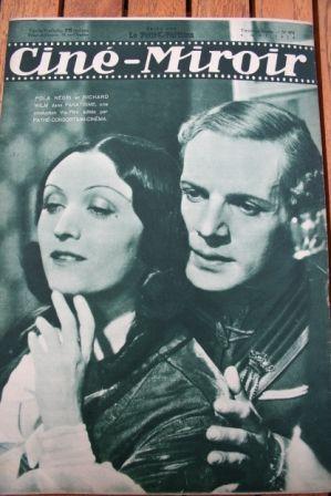 Pola Negri Pierre Richard Willm
