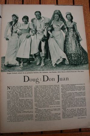 Douglas Fairbanks Don Juan