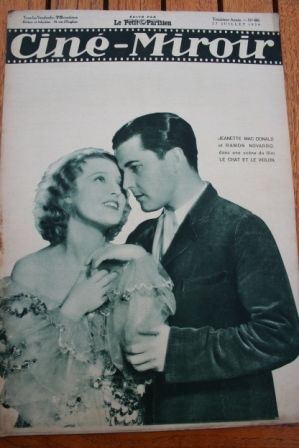 Jeanette MacDonald Ramon Novarro