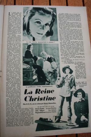 Greta Garbo John Gilbert Ian Keith