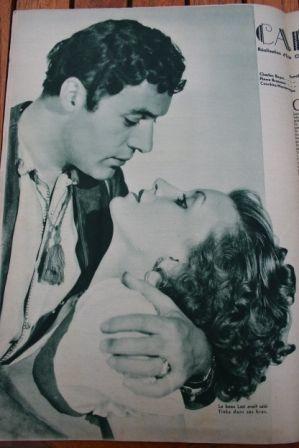 Charles Boyer Annabella Conchita Montenegro