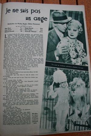 Cary Grant Mae West Edward Arnold