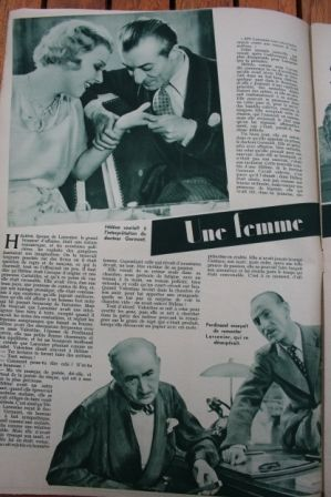 Jules Berry Louis Blanche Simone Deguyse