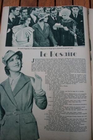 Louisa de Mornand Andre Luguet Helene Robert