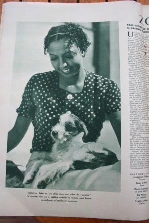 Josephine Baker Jean Gabin