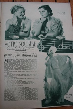 Victor Boucher Renee Devilder Marie Glory