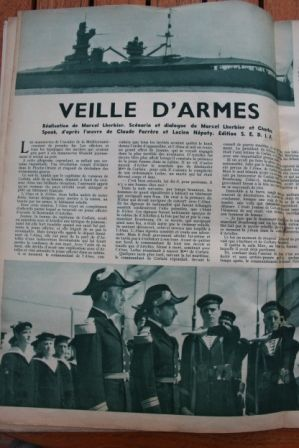 Annabella Victor Francen Gabriel Signoret