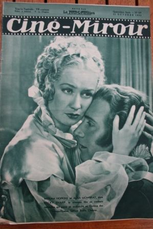 Miriam Hopkins Alan Mowbray