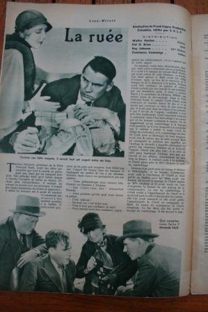 Walter Huston Pat O'Brien Kay Johnson