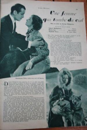 Robert Montgomery Myrna Loy
