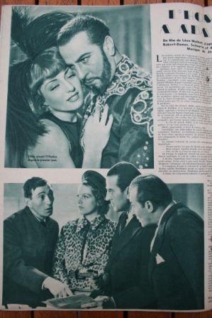 Jean Murat Viviane Romance Jules Berry