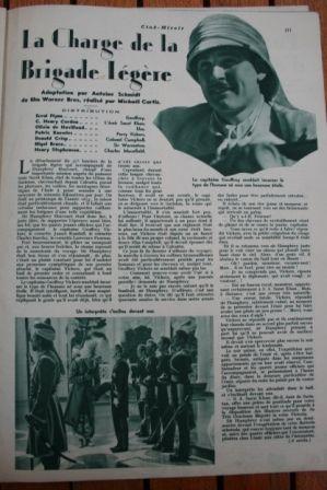Errol Flynn Charge of the Light Brigade