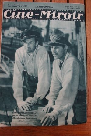 Gary Cooper George Raft