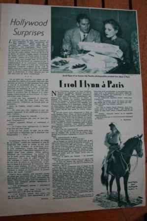 Errol Flynn In Paris