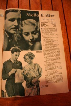 Barbara Stanwyck Anne Shirley John Boles
