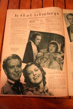 Nelson Eddy Jeanette MacDonald John Barrymore