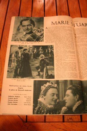 Katharine Hepburn Fredric March John Carradine