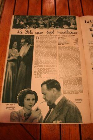 Jules Berry Meg Lemonnier Junie Astor