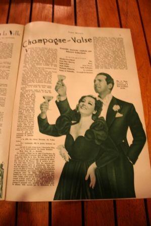 Fred MacMurray Gladys Swarthout Jack Oakie