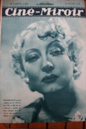 Suzanne Delve