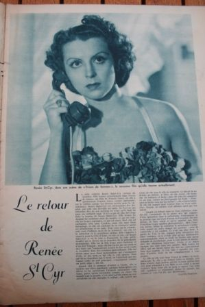 Renee Saint Cyr