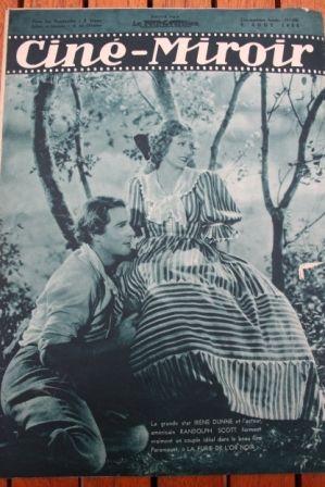 Randolph Scott Irene Dunne